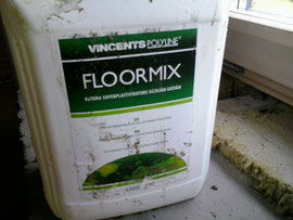 plastifikatoriai betoninėms grindims