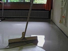 grindų išlyginamasis sluoksnis
