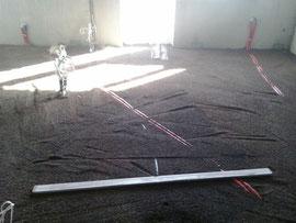 keramzitas grindu betonavimui