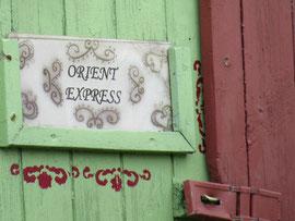 Der etwas anderer Orient-Express