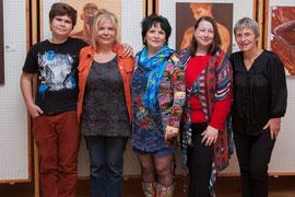 Samuel Feimer, Eva Maria Feimer, Ursula Katharina Schratt, Evelyne Pallanich, Dagmar Götzl.