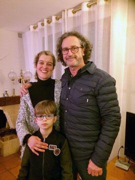 Amanda, Russel et Jasper (J.P. Ducourneau)