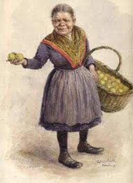 Zitronenjette (*1841; † 1916)