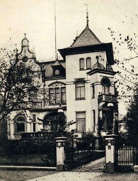 Bellevue 49, um 1915