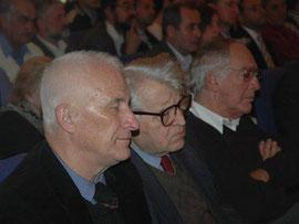 Podrška za Šumsku: Bećković, Ćosić, Kapor Photo: www.borivojrasuo.com