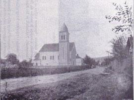 župska crkva u Modriči krajem 19. stoljeća