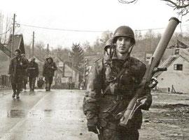 Hrvatski bojovnici