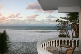 apartments, pools, beach, rincon