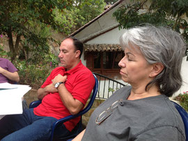 Meditación  Bogota
