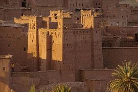 Kasbah Aït Ben Haddou à Ouarzazate
