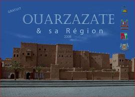Ouarzazate et sa région brochure touristique