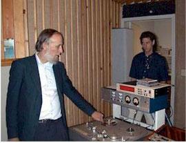 Studer A-80 (10 Hz - 44 kHz!!)