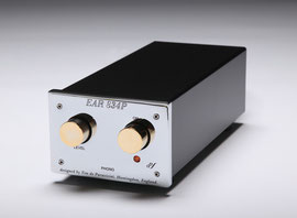 EAR 834P MM/MC Deluxe Phono Preamplifier