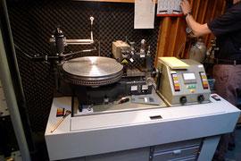 Neumann VMS-70 lathe wt. Ortofon cutting head
