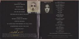 """'Piano Man', Billy Joel. 写真左下の黄色線の所に """"Tim de Paravicini""""の名前が記されています。"""