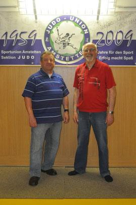 Sektionsleister Franz Krenn & Gründer (2) Johann Pöcksteiner