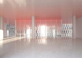 Architekturausstellung im Weissraum Hamburg