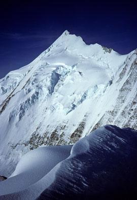 Weisshorn Nordostwand 4505m