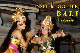 Bild: Tanzszene aus dem Ramayana Epos