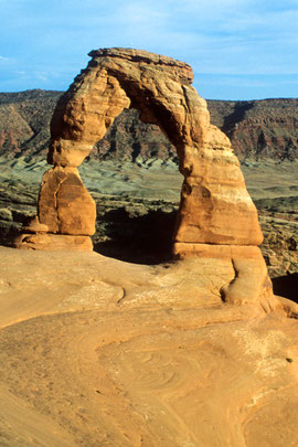 Delicate Arch  14 m hoch
