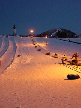 Snowtubingbahn in Faistenau   ©Tourismusverband Faistenau