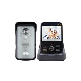 WVDPhone1V1M Wireless Video Door Phone | Click to enlarge