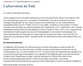 Vorankündigung (morgenweb.de)