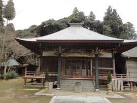 常隆寺 本堂