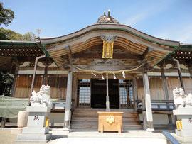 石屋神社(いわやじんじゃ)