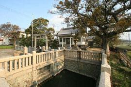 産宮 の瑞井(みずい・泉)