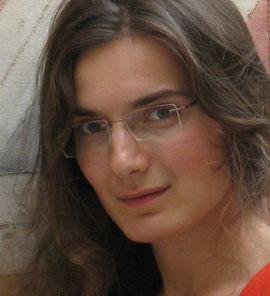 Polina Shifrina, Pianist, Exeter, UK