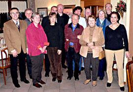 Der Vorstand am 29.11.2004