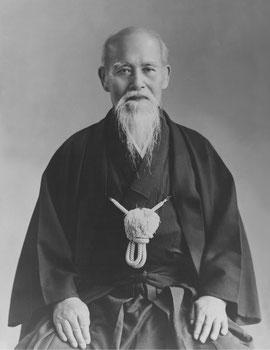 Der Gründer des Aikido