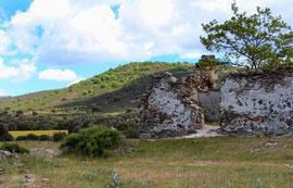 Los lavaderos de ovejas en Segovia