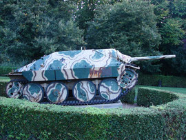 Musee Memorial Bayeux Hetzer Panzer