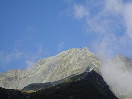 Il Monte Tagliaferro m. 2964