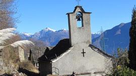 L'Oratorio di San Giovanni Evangelista a Sogno