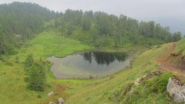 Il primo lago di Sangiatto