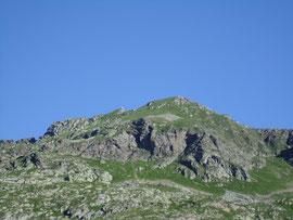 La Cima Capezzone m. 2421