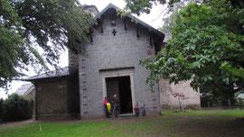 La chiesa di San Salvatore m. 794