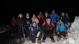Foto di gruppo al Lago di Antrona
