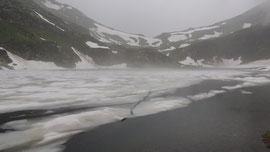 Il Lago di Pojala m. 2305