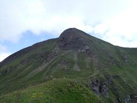 Il Monte Corbernas m. 2578