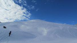 Il Monte Cazzola m. 2330
