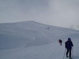 Il Monte Cazzola m. 2338