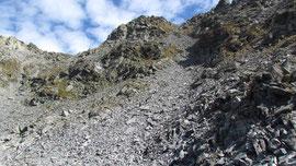 Il Pizzo delò lago Gelato m. 2617