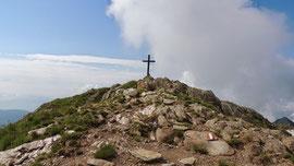 La vetta del Monte Zeda m. 2156