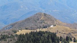 Il Monte Carza m. m1116