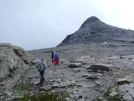 Il Monte Cistella m. 2888