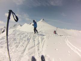 Bocchetta di Val Rossa m. 2850